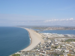 Chesil beach, Portland